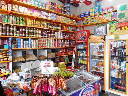 لیست سوپر مارکتهای مشهد