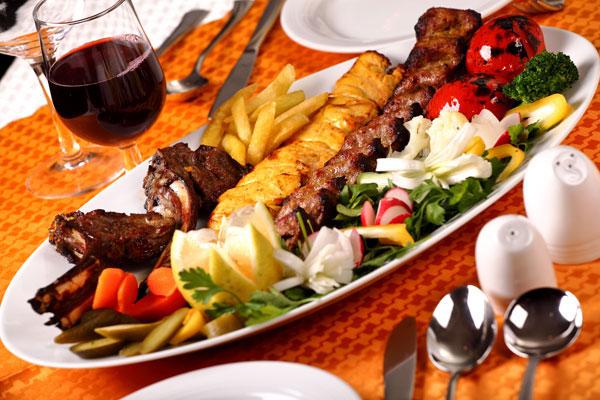 لیست رستوران چلوکبابی و غذاخوری های استان فارس