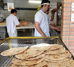 لیست نانوایی های سنتی و فانتزی تهران