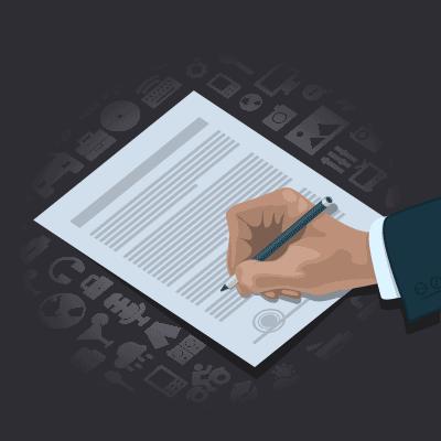 نمونه قرارداد پرسنل