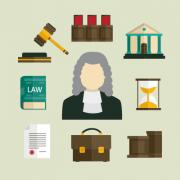 tile10 1 180x180 - جزوه قانون نظارت بر رفتار قضاوت بصورت نموداری