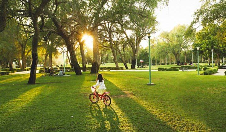 لیست پارک های مشهد